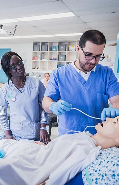 AEC Intégration à la profession infirmière du Québec