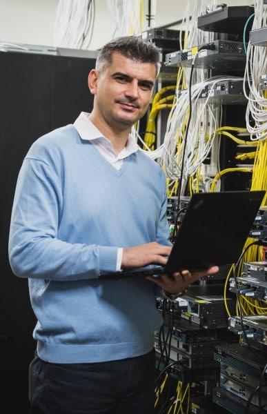 AEC Gestionnaire de réseaux Linux et Windows