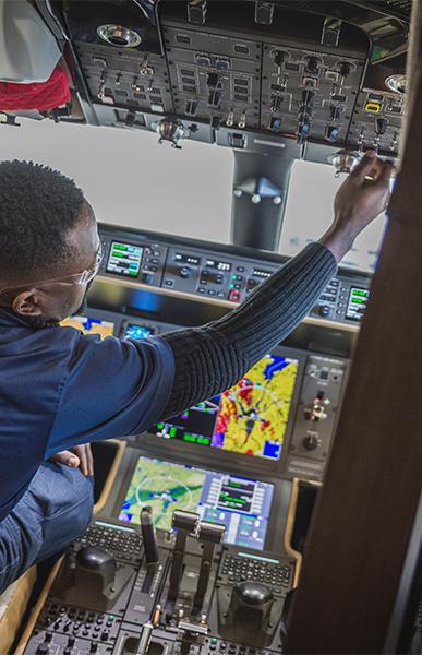 Formations sur mesure Systèmes d'aéronefs et avionique