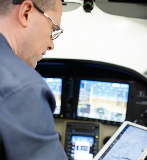 Systeme avionique